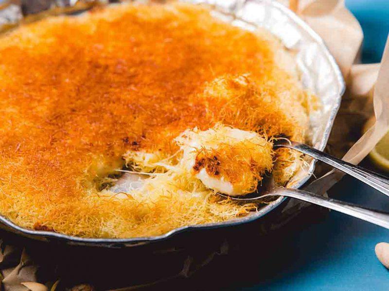 כנאפה להאפי האוור - מגשי כנאפה ל3-4 אנשים עשויים מ100% מוצרלה וחמאה